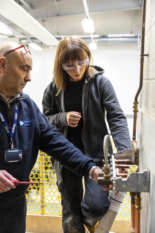 Plumbing & Gas Tresham College Photo 4