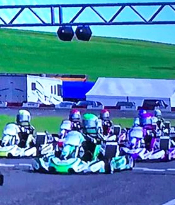 National College for Motorsport online karting PR story