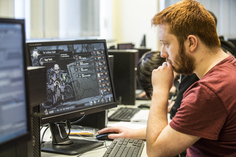 Tresham College Games Design FE