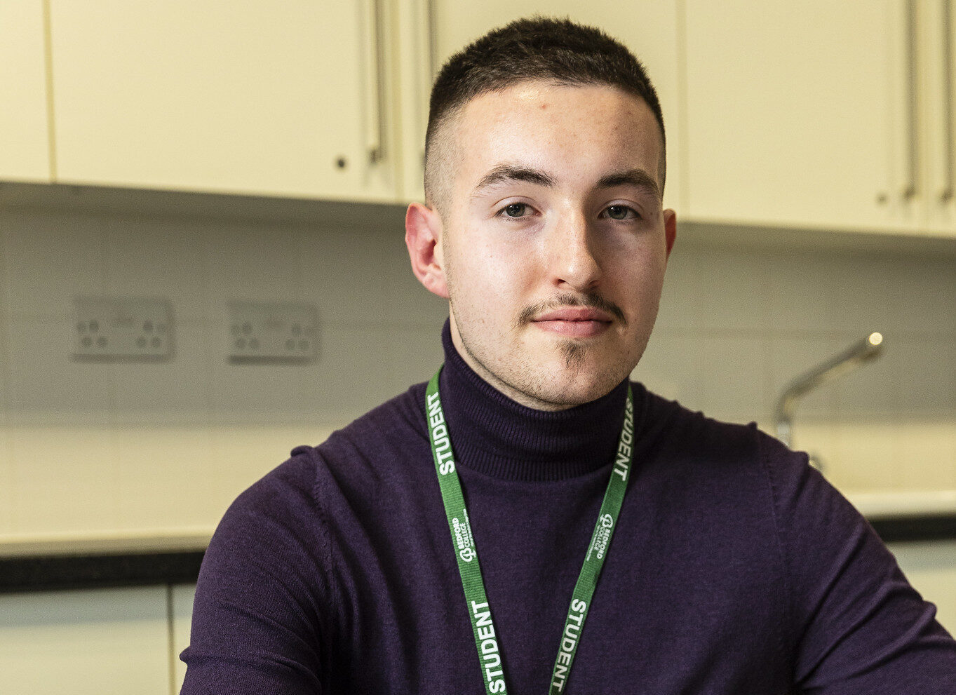 Care and Childcare student Bedford College