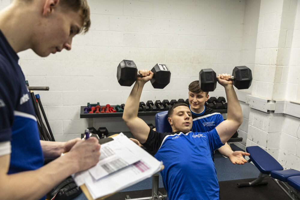 The Bedford College Group Sport & Fitness pic 4
