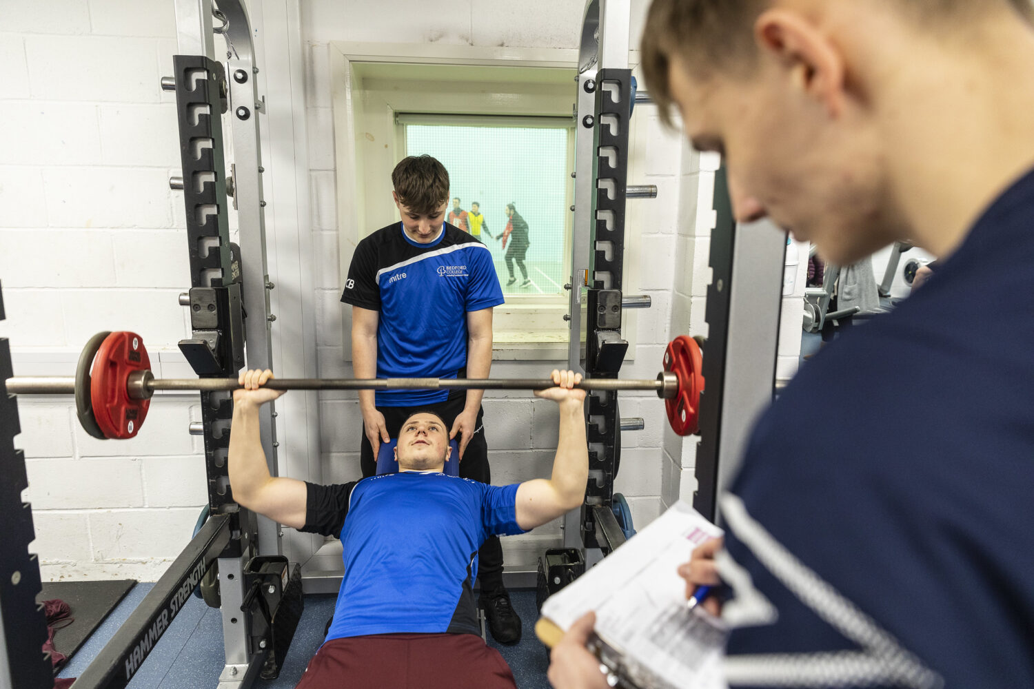 The Bedford College Group Sport & Fitness pic 6