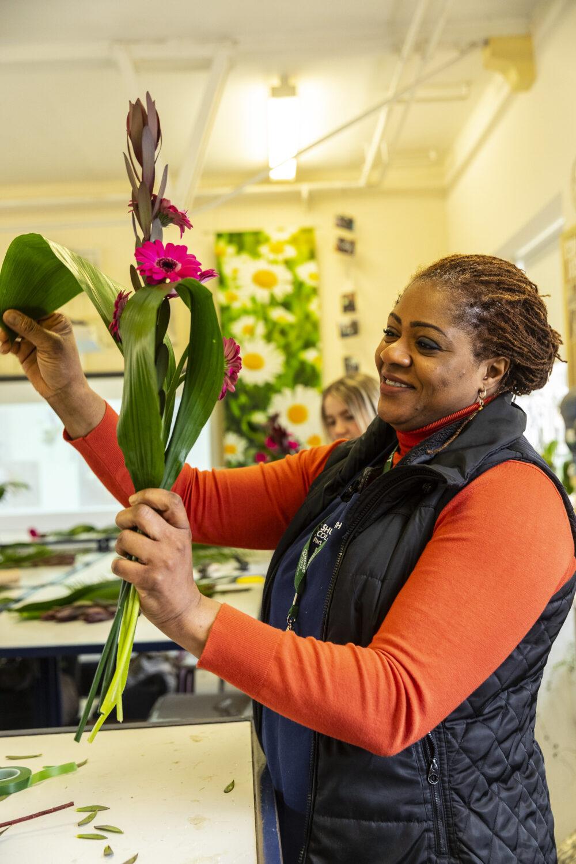 Floristry Shuttleworth College 1