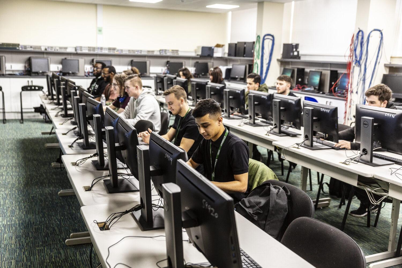 Computing classroom