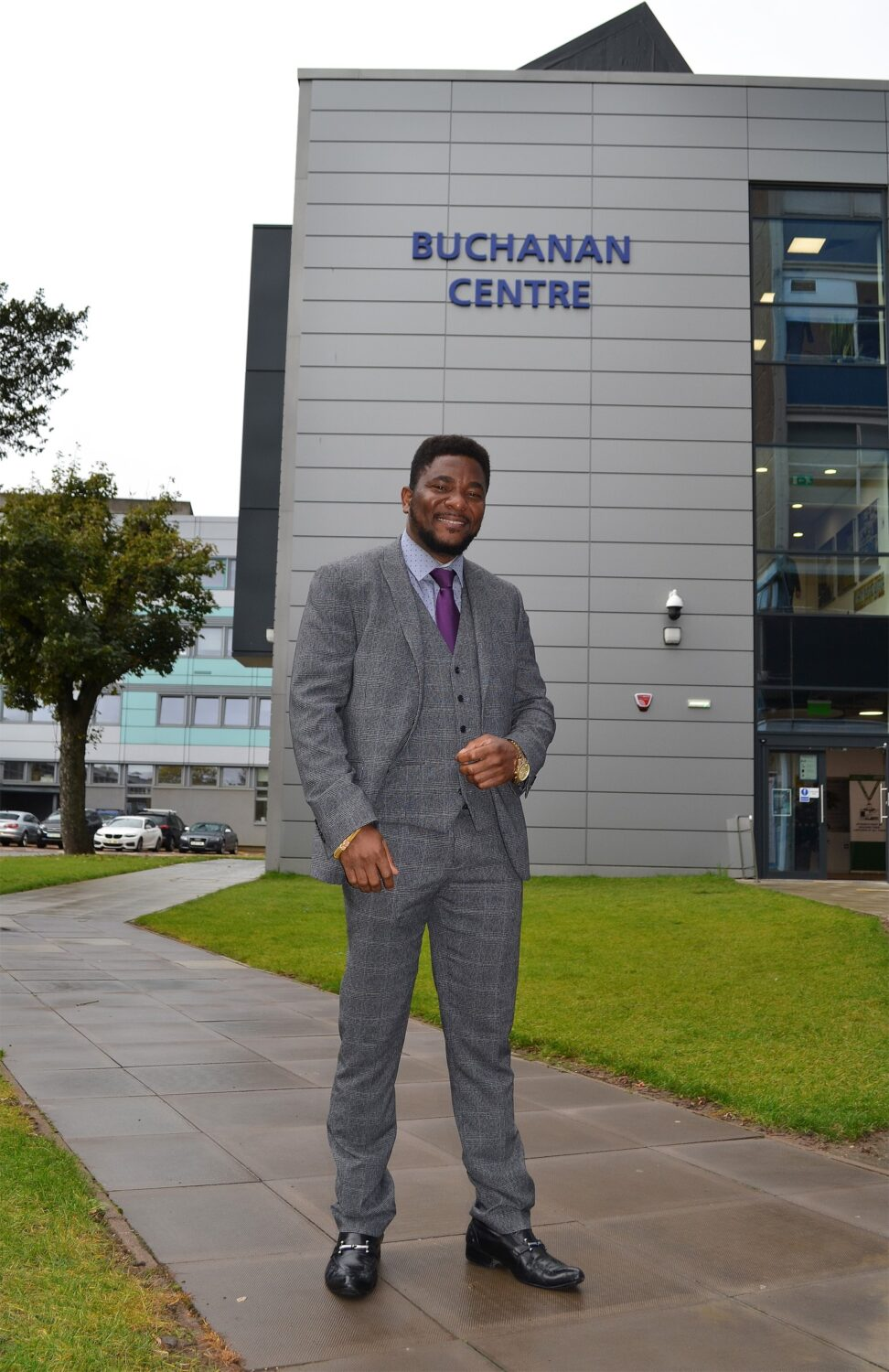 Frank Dzokoto Director of Engineering The Bedford College Group