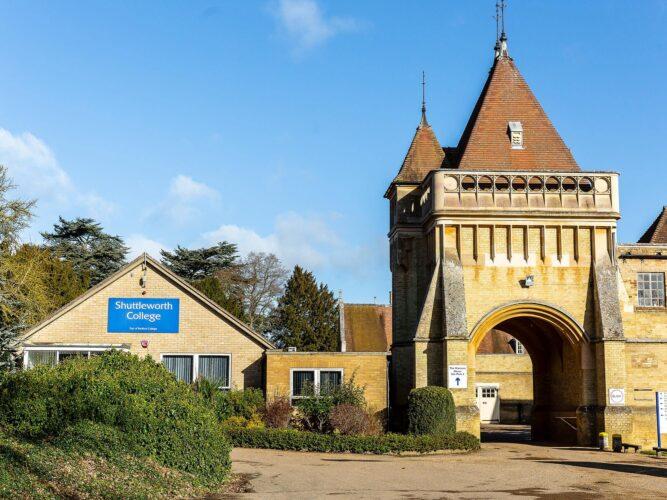 Shuttleworth College