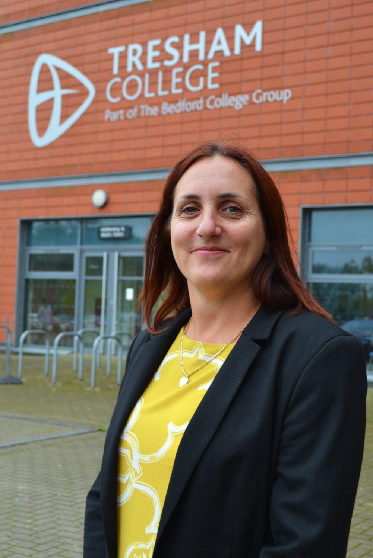 Tresham College Science Jo Baxter