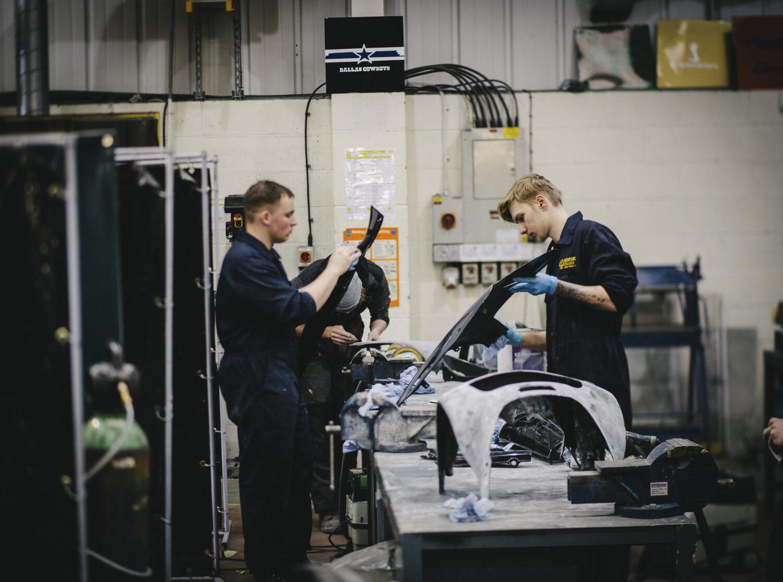 Bedford Motor Vehicle Body repair l2