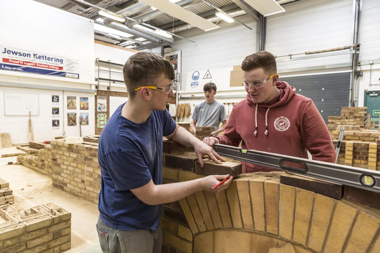 Tresham College Bricklaying FE