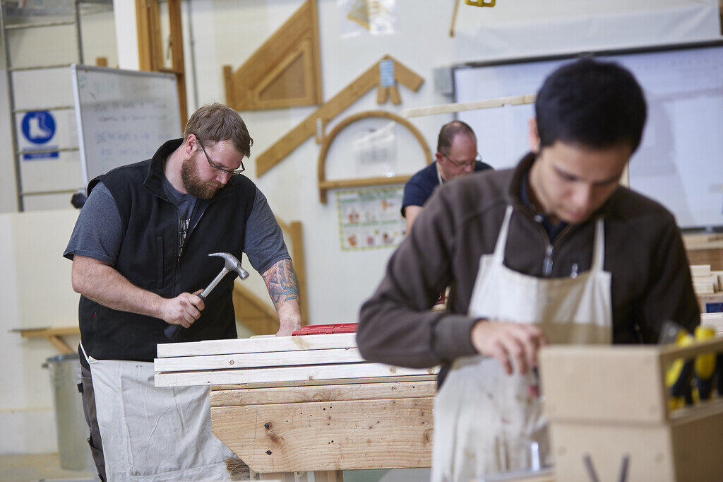 Carpentry adults part-time