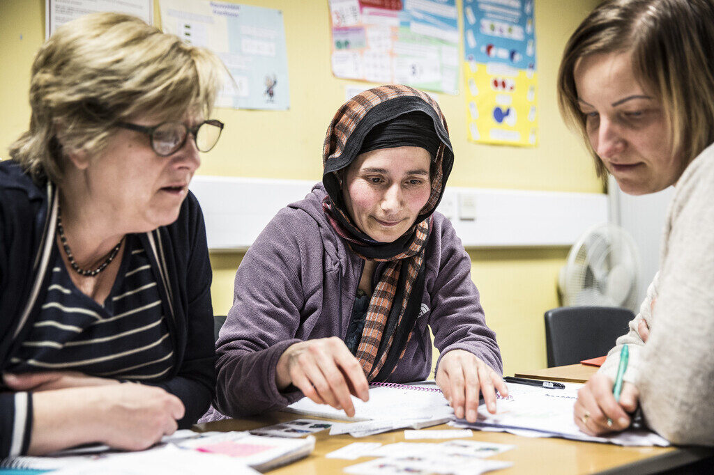 ESOL Adults part-time