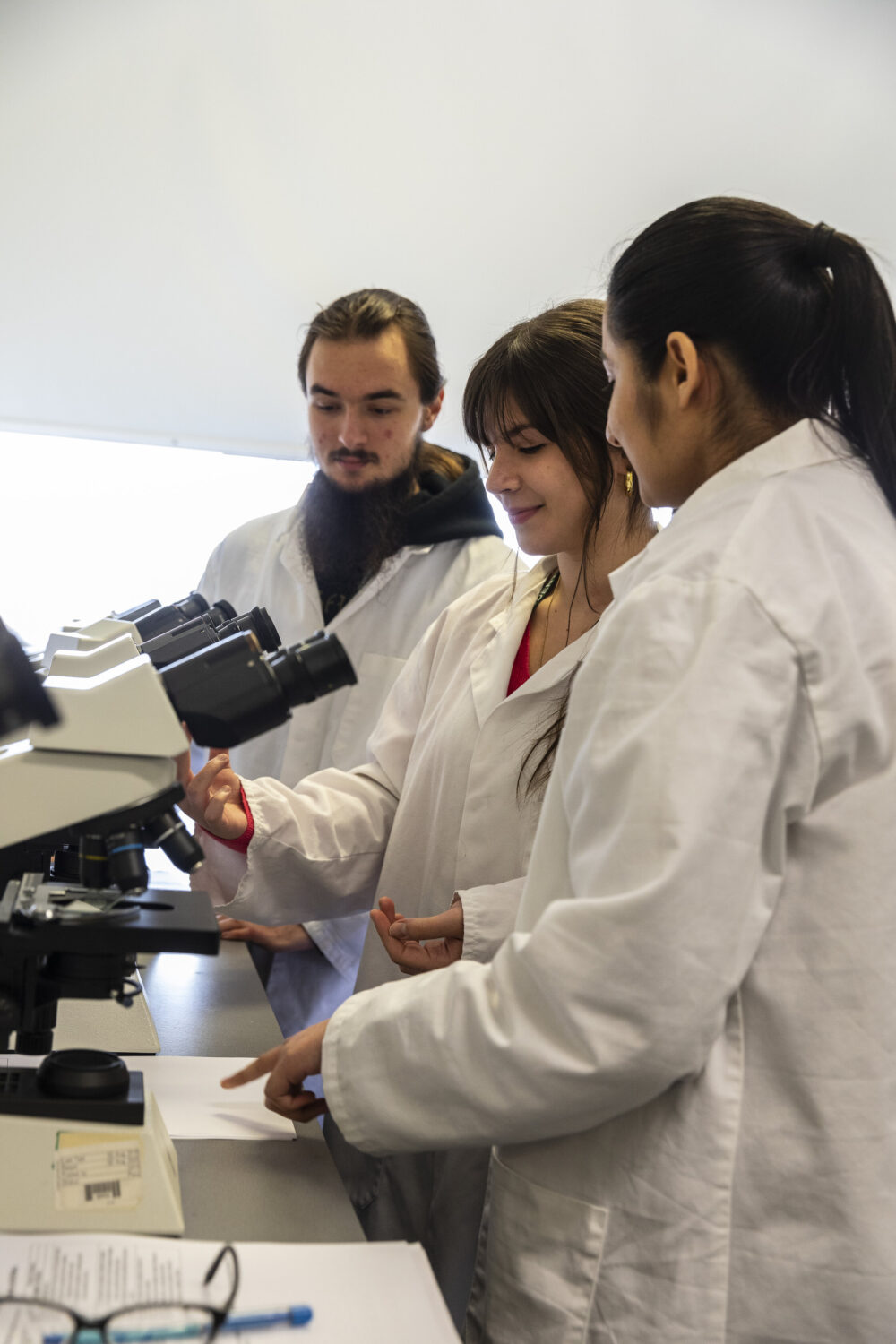 Access to HE Bedford College science students