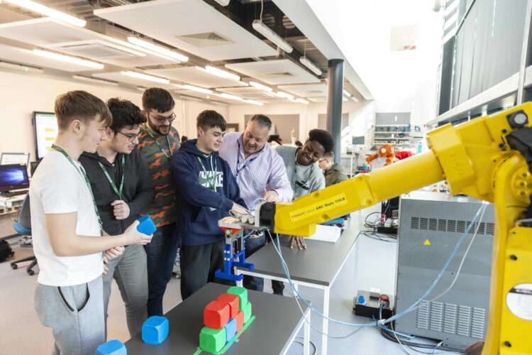 Engineering robots