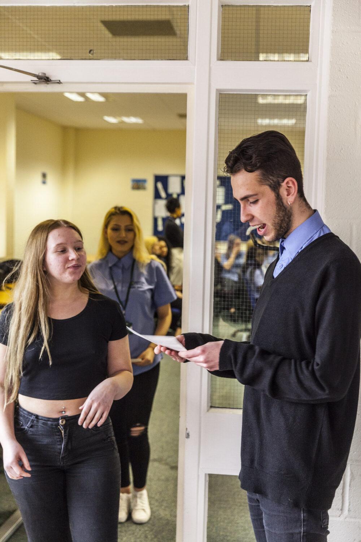 Travel and Tourism Tresham College Students