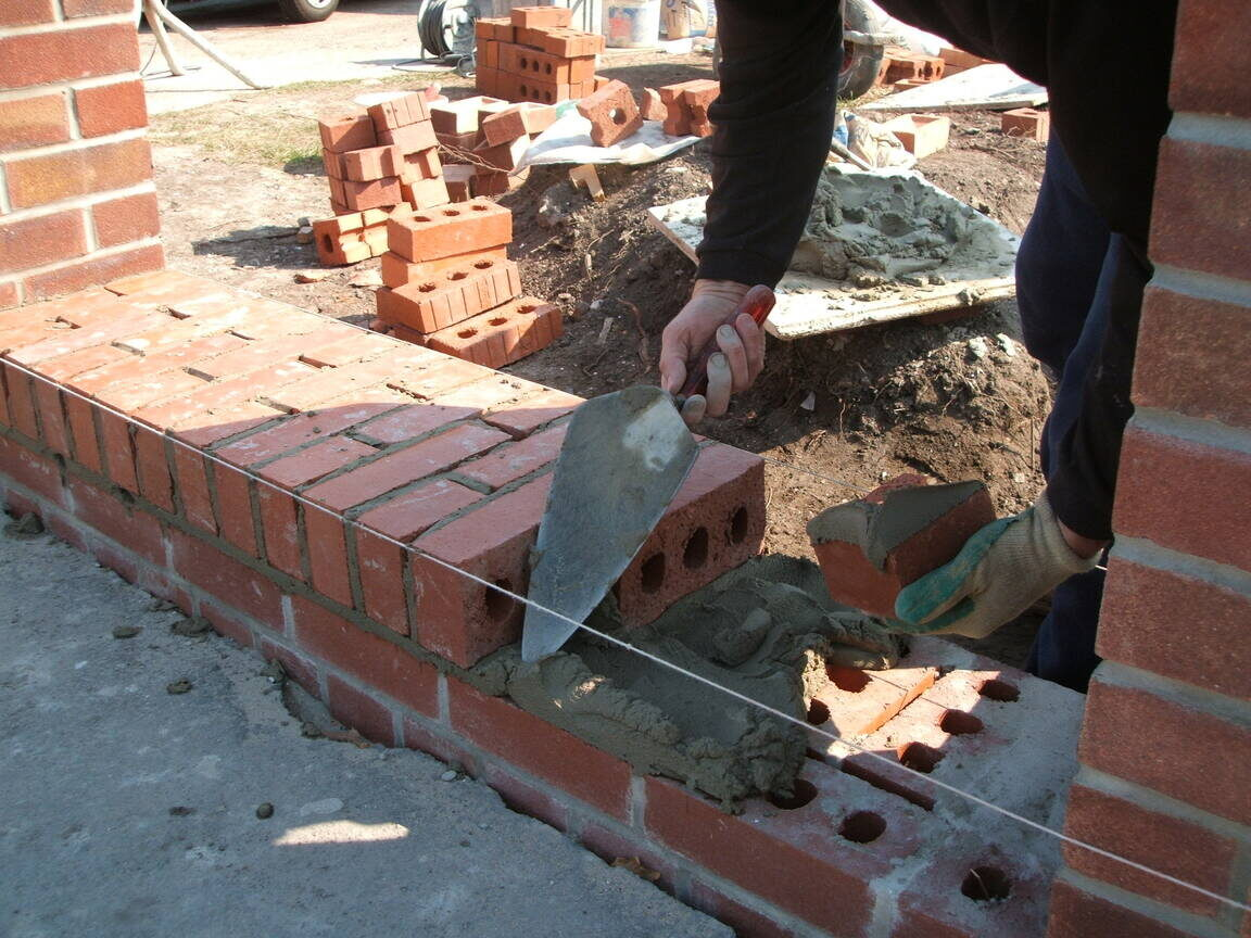Bricklaying Adults Part-time