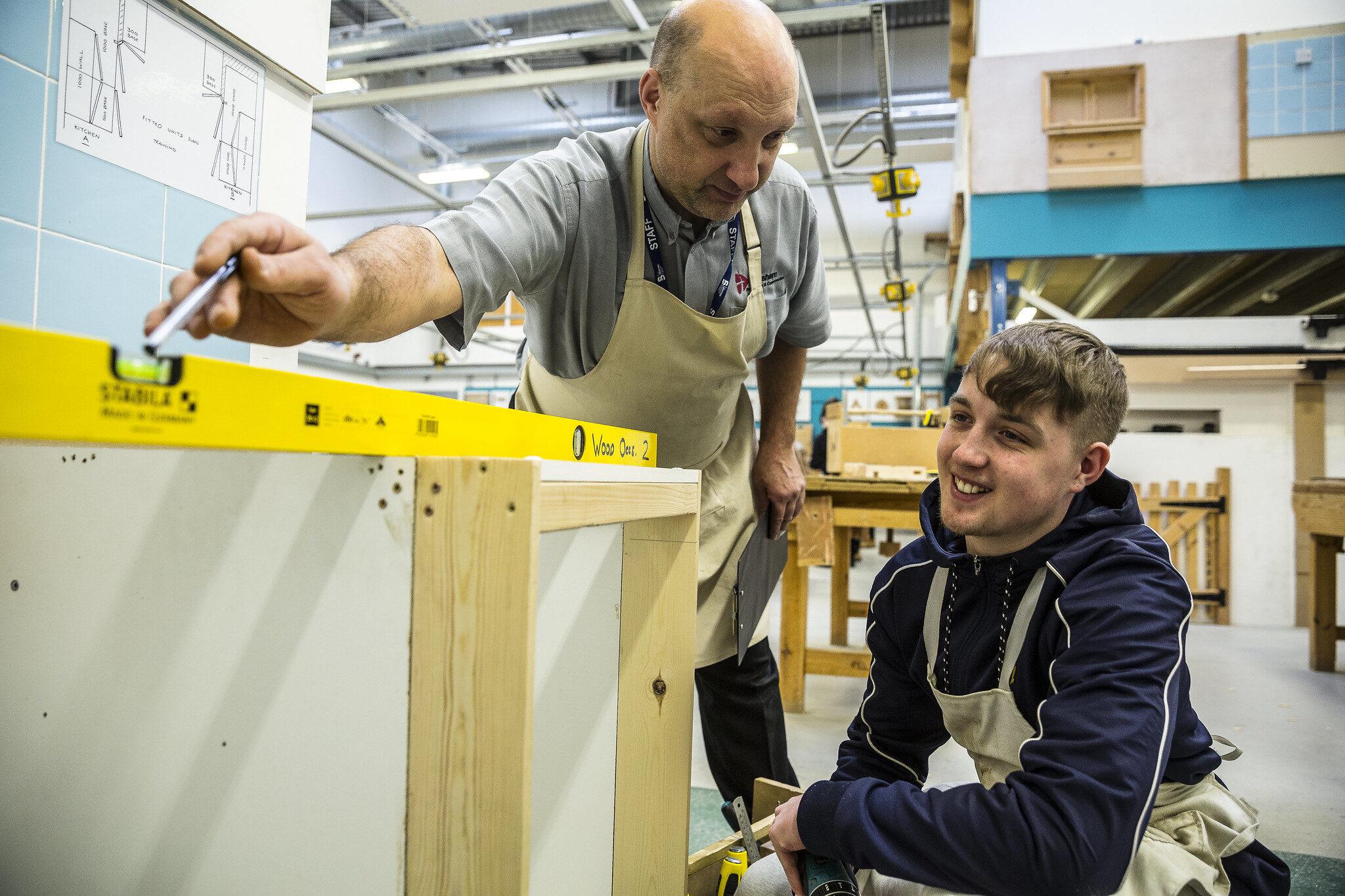 Tresham carpentry level2
