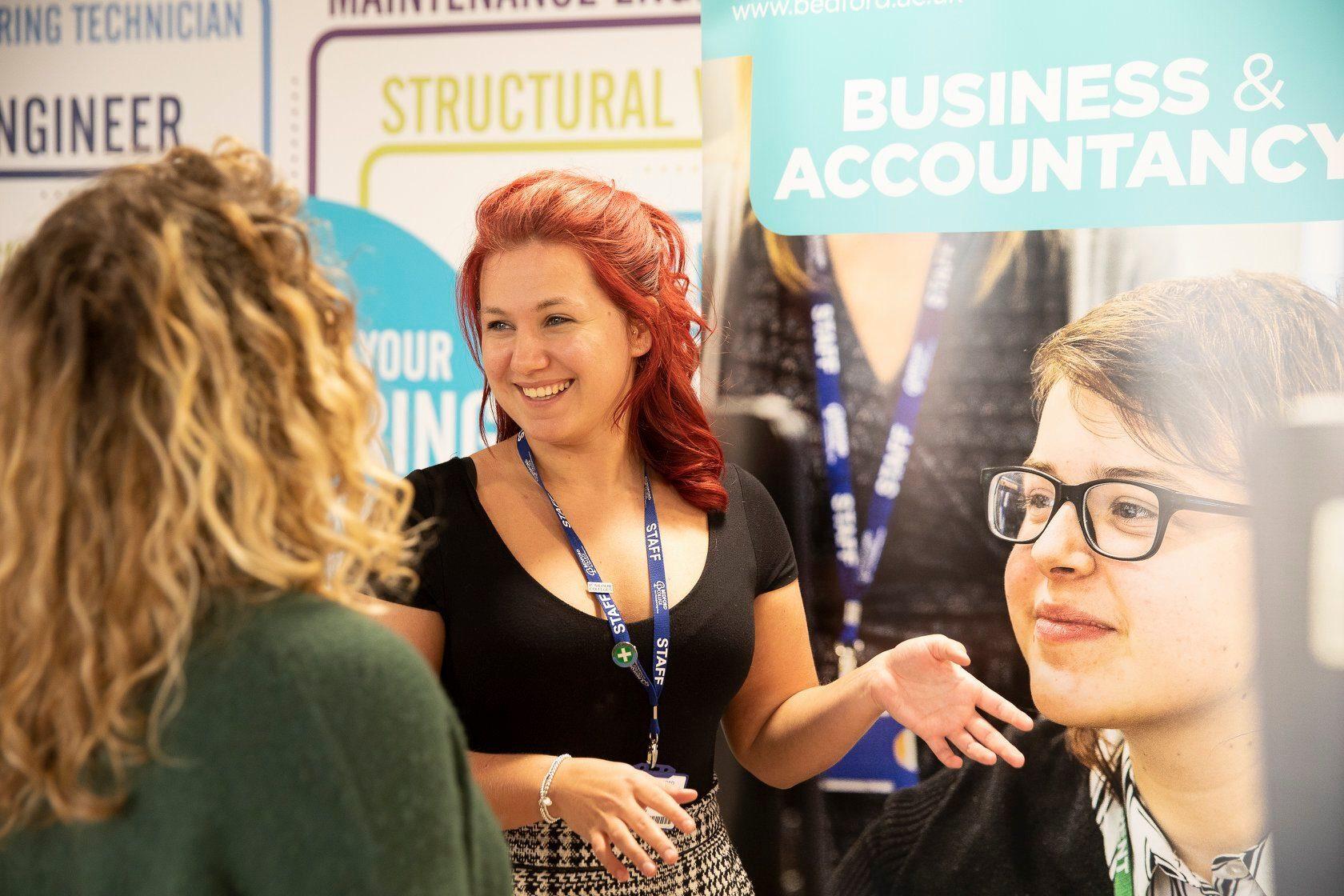 Business apprentice Bedford College