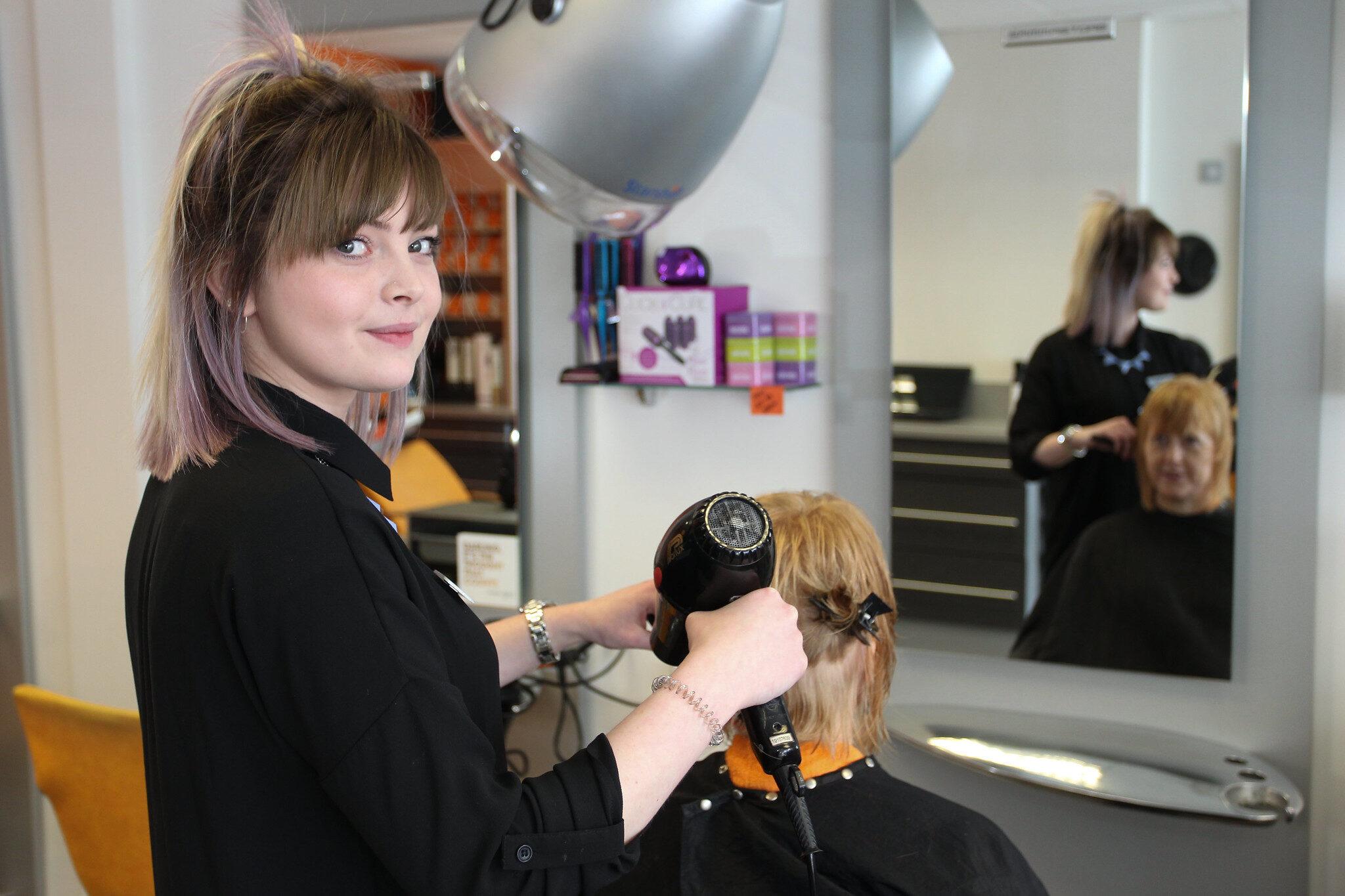 Apprentice Hairdressing