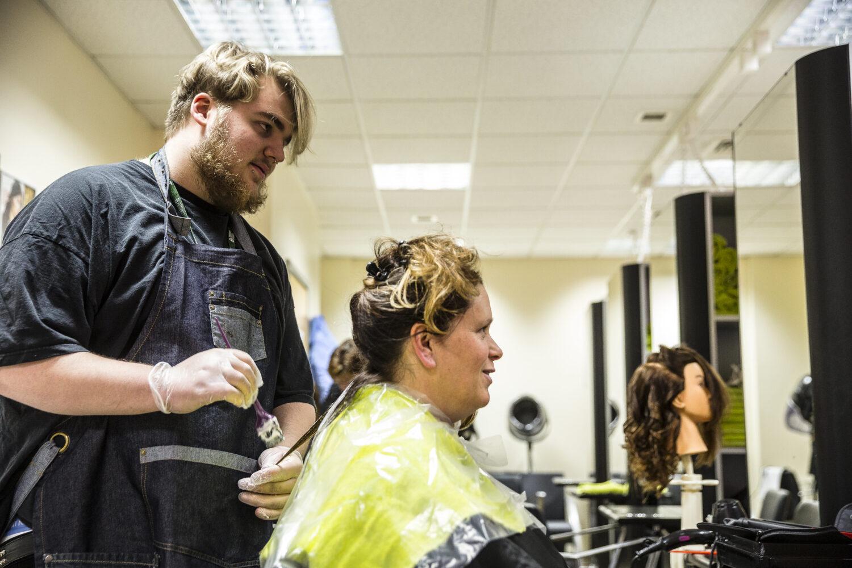 Tresham hairdressing
