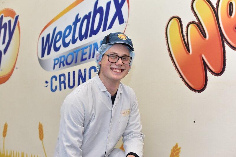 Apprenticeship Weetabix