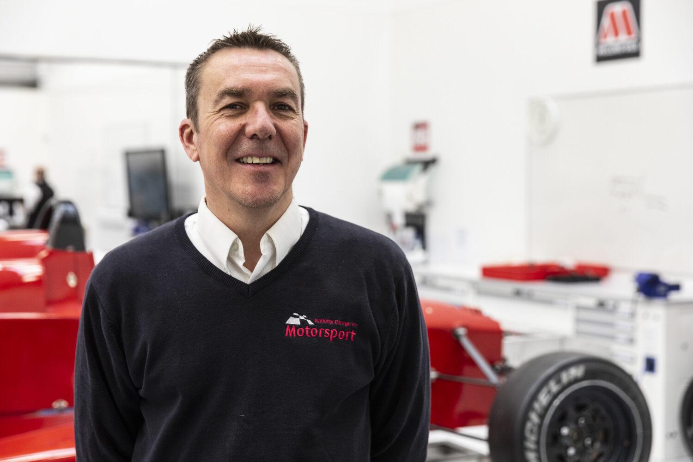 Justin Downard National College for Motorsport