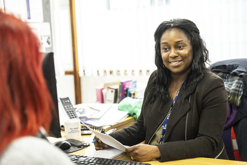 Bedford College Student Services