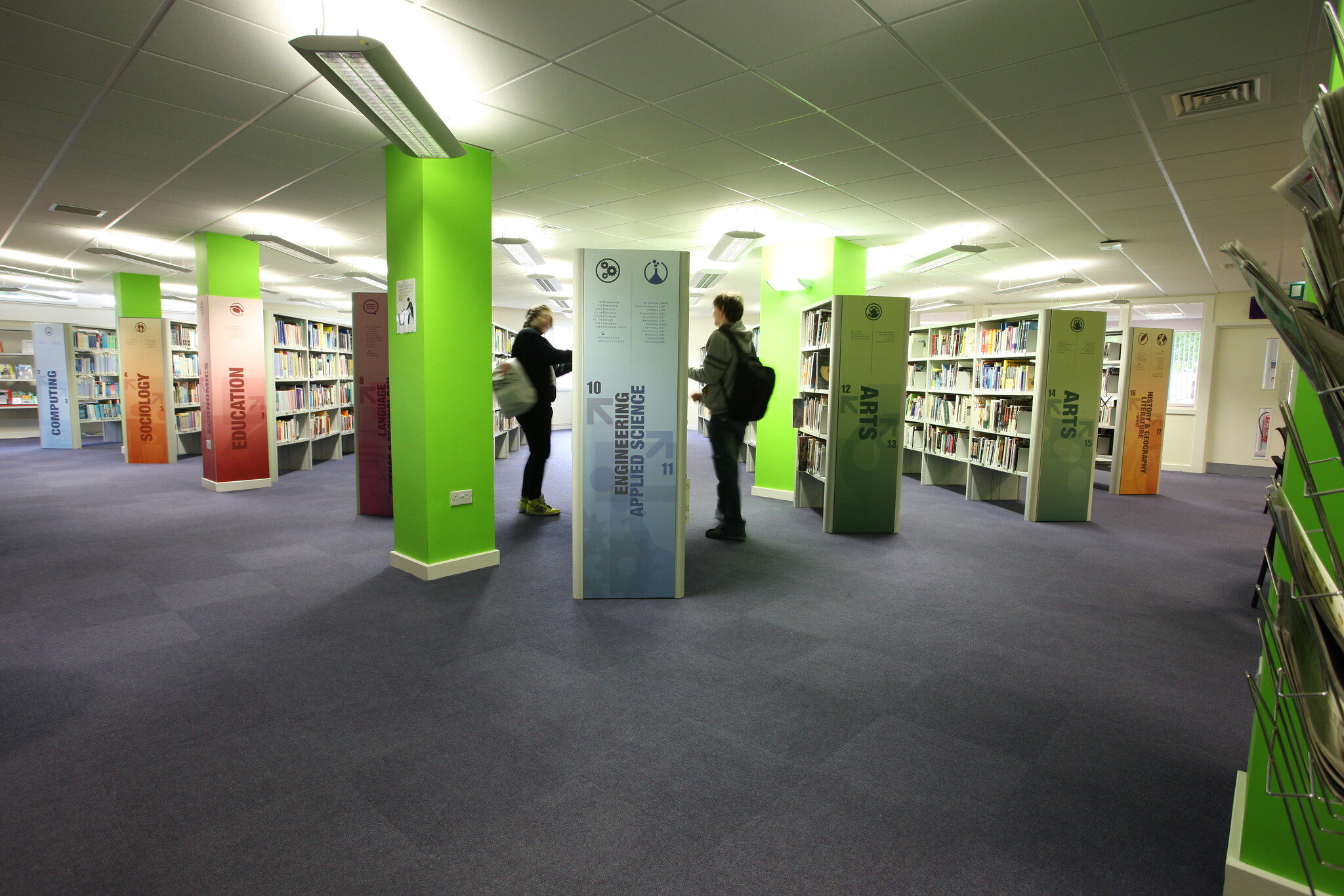 Bedford Library