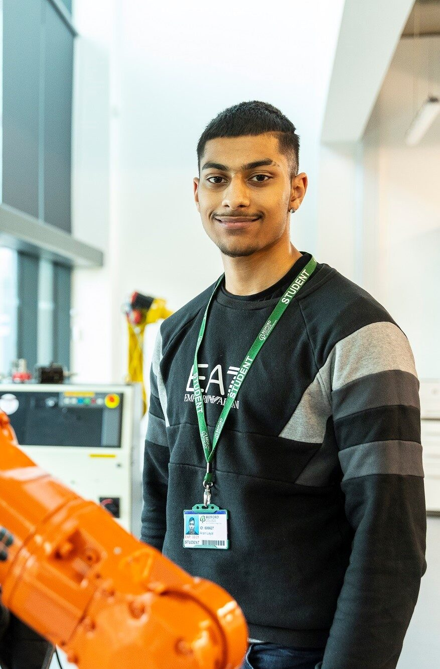 Bedford College Engineering Level 3