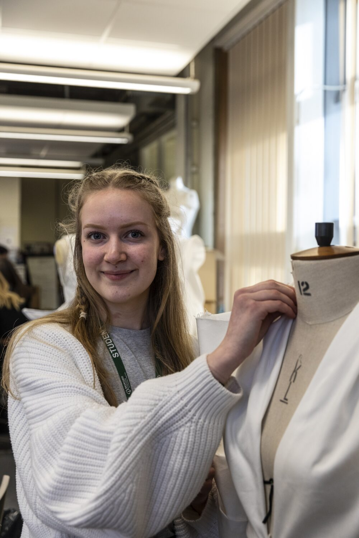 Bedford College Fashion & Textiles Level 3