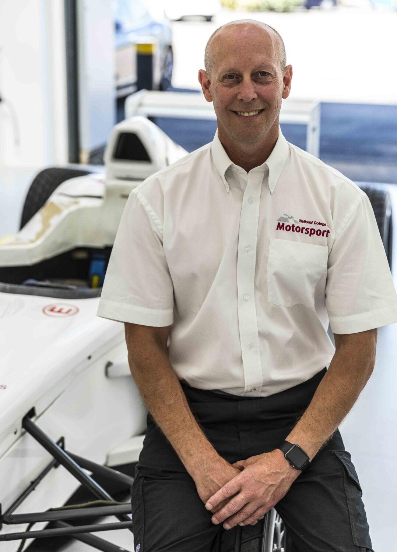 Mark Godwin National College for Motorsport