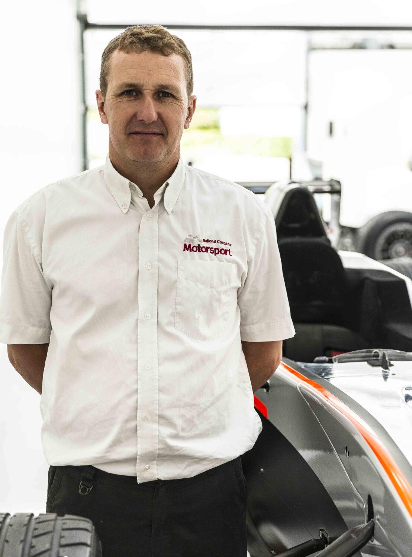 Michael Herbert National College for Motorsport