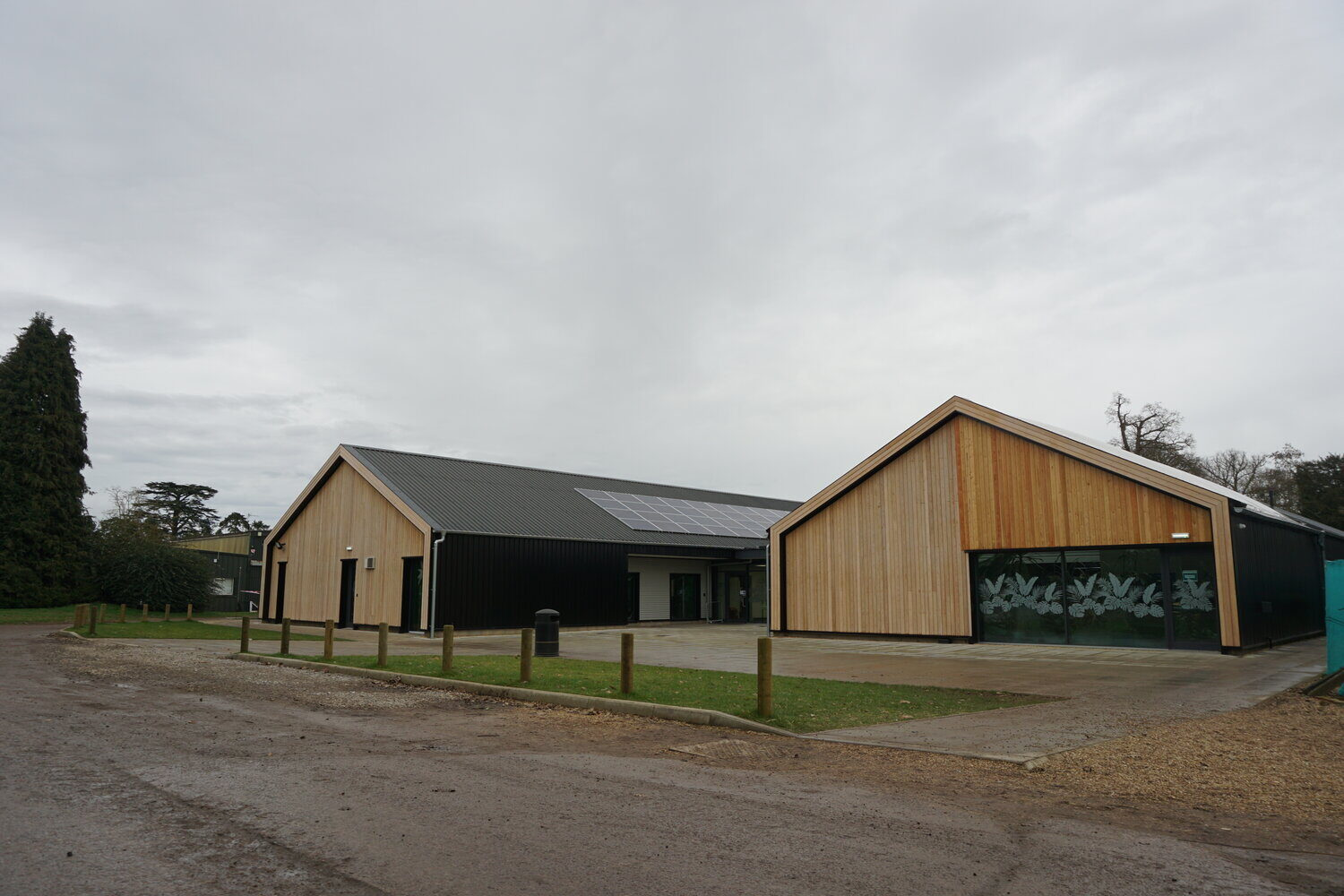 Shuttleworth College Zoological Education centre