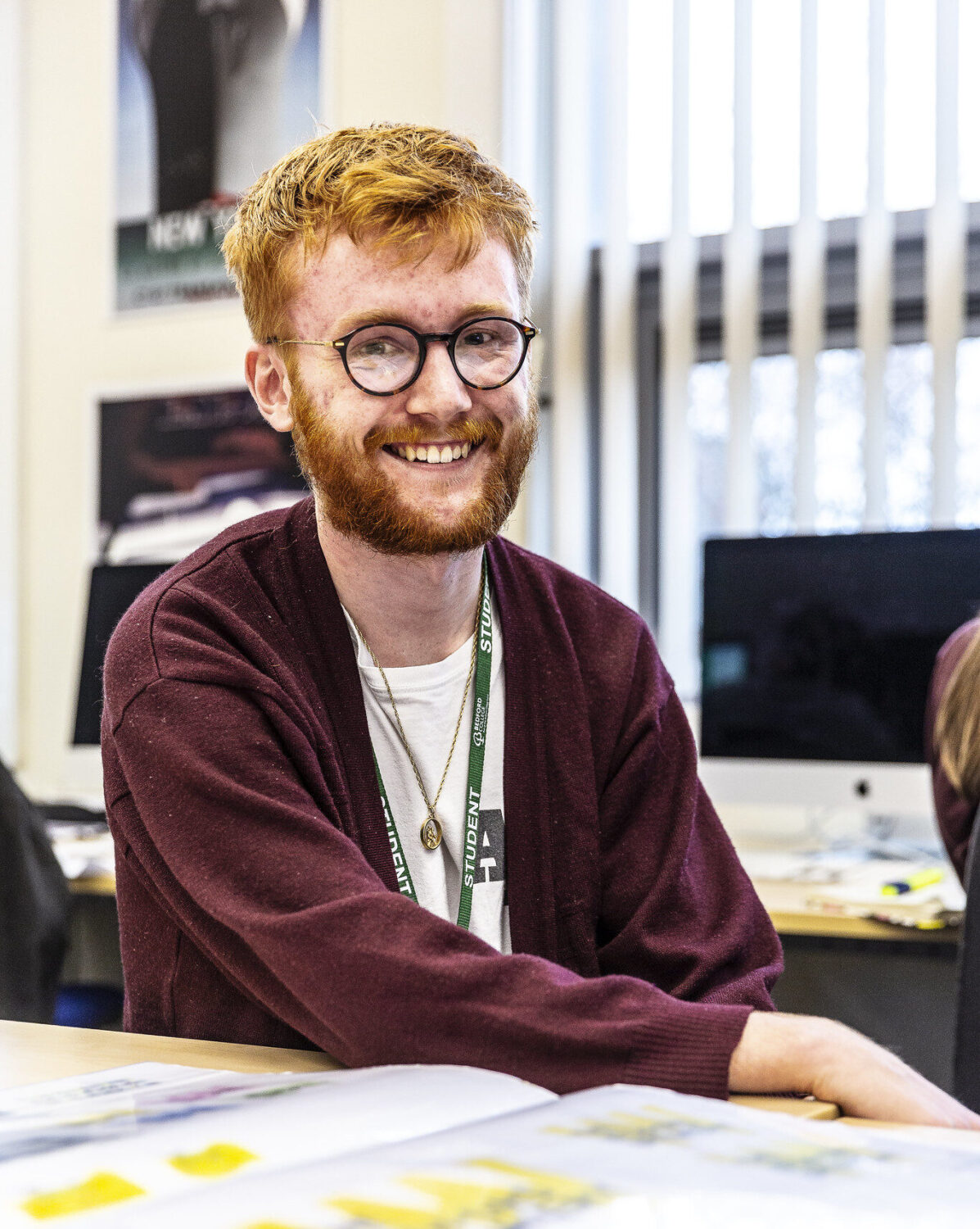 Bedford College Graphic Communications BA (Hons)