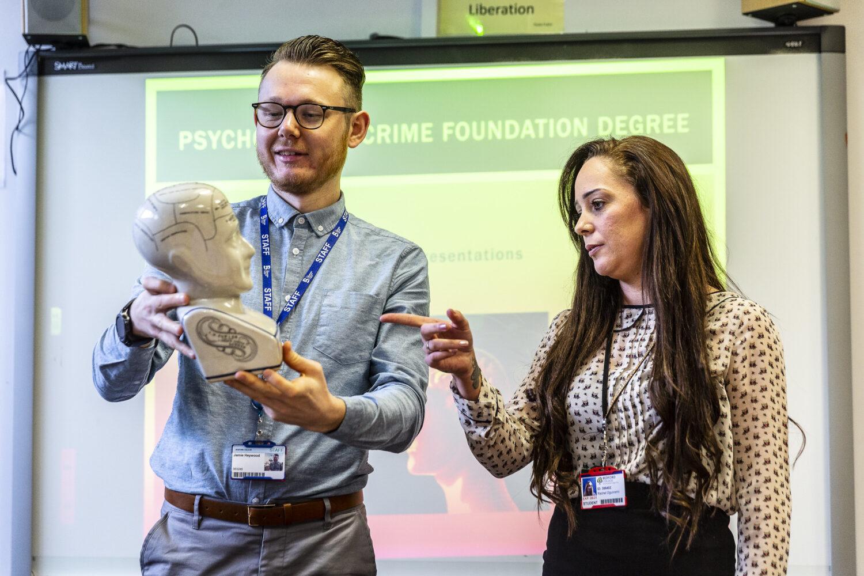Psychology & Crime HE Bedford