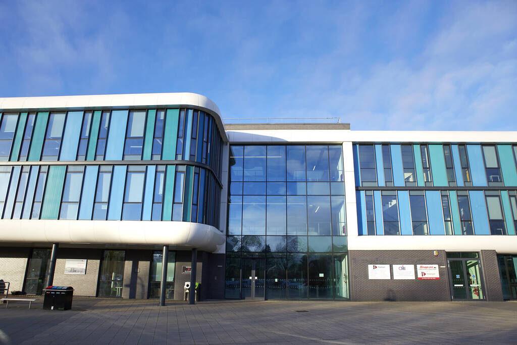 Corby Campus building