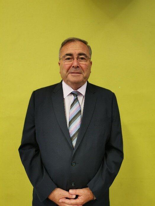 Cliff Wragg (External Governor)