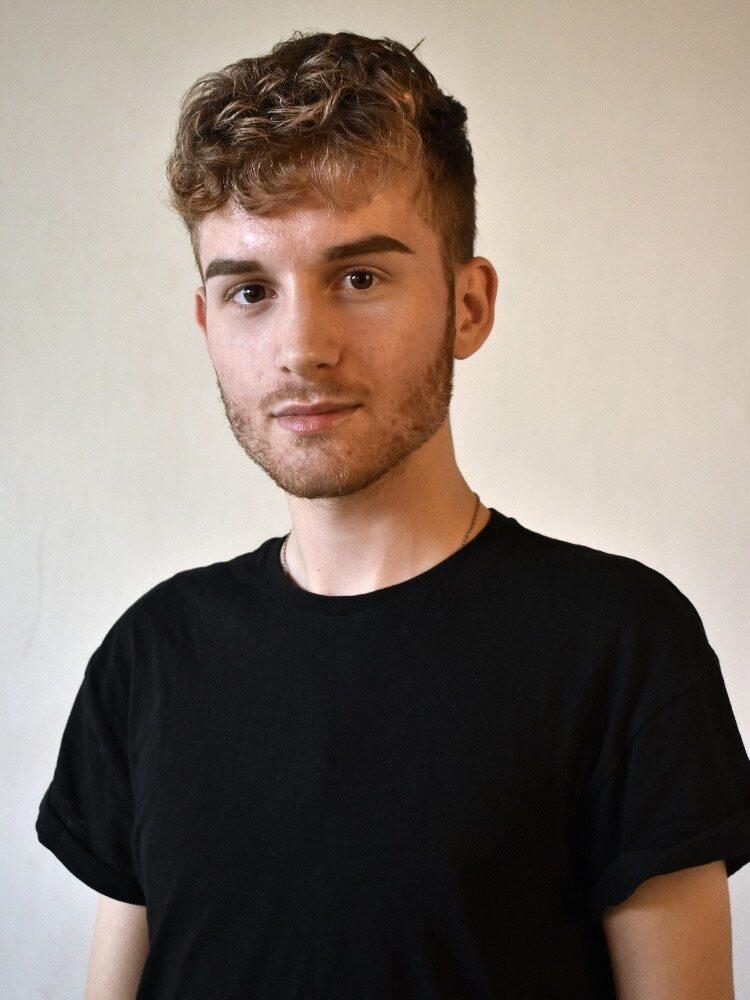 Tresham College Performing Arts Student Dylan