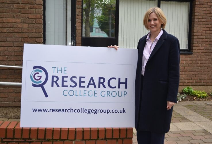 The Research College Group Sam Jones