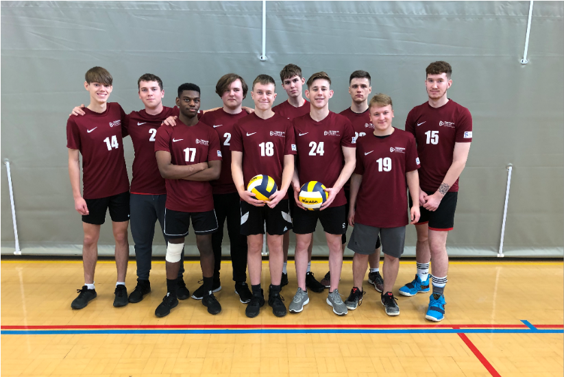 Men's Volleyball Regional Champions 2019