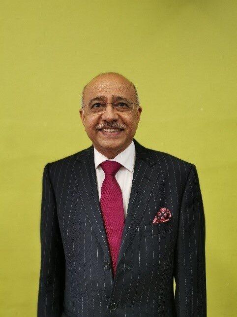 Vinod Tailor MBE DL (External Governor)