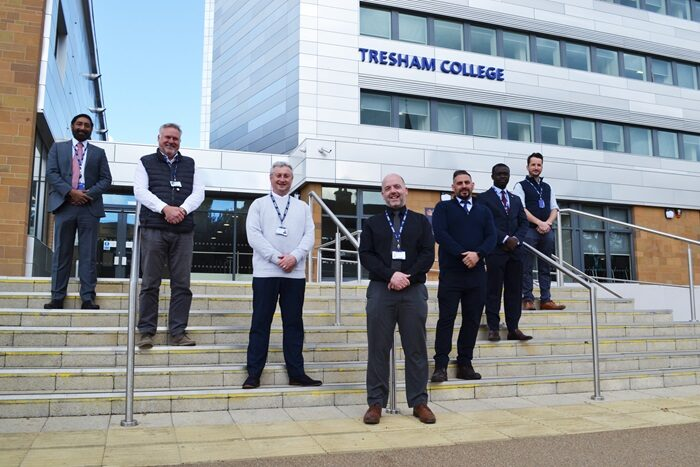 The Bedford College Group Construction Department