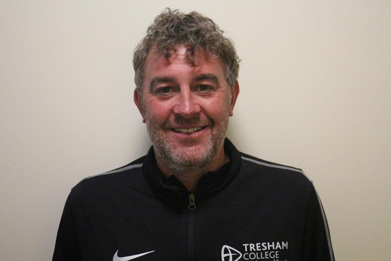 Richard Scott Tresham Academy of Sport