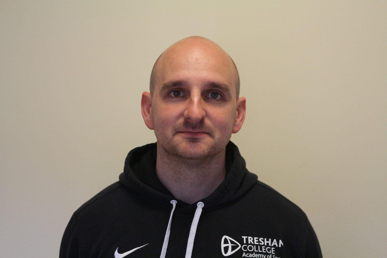 Jack Champelovier Tresham Academy of Sport