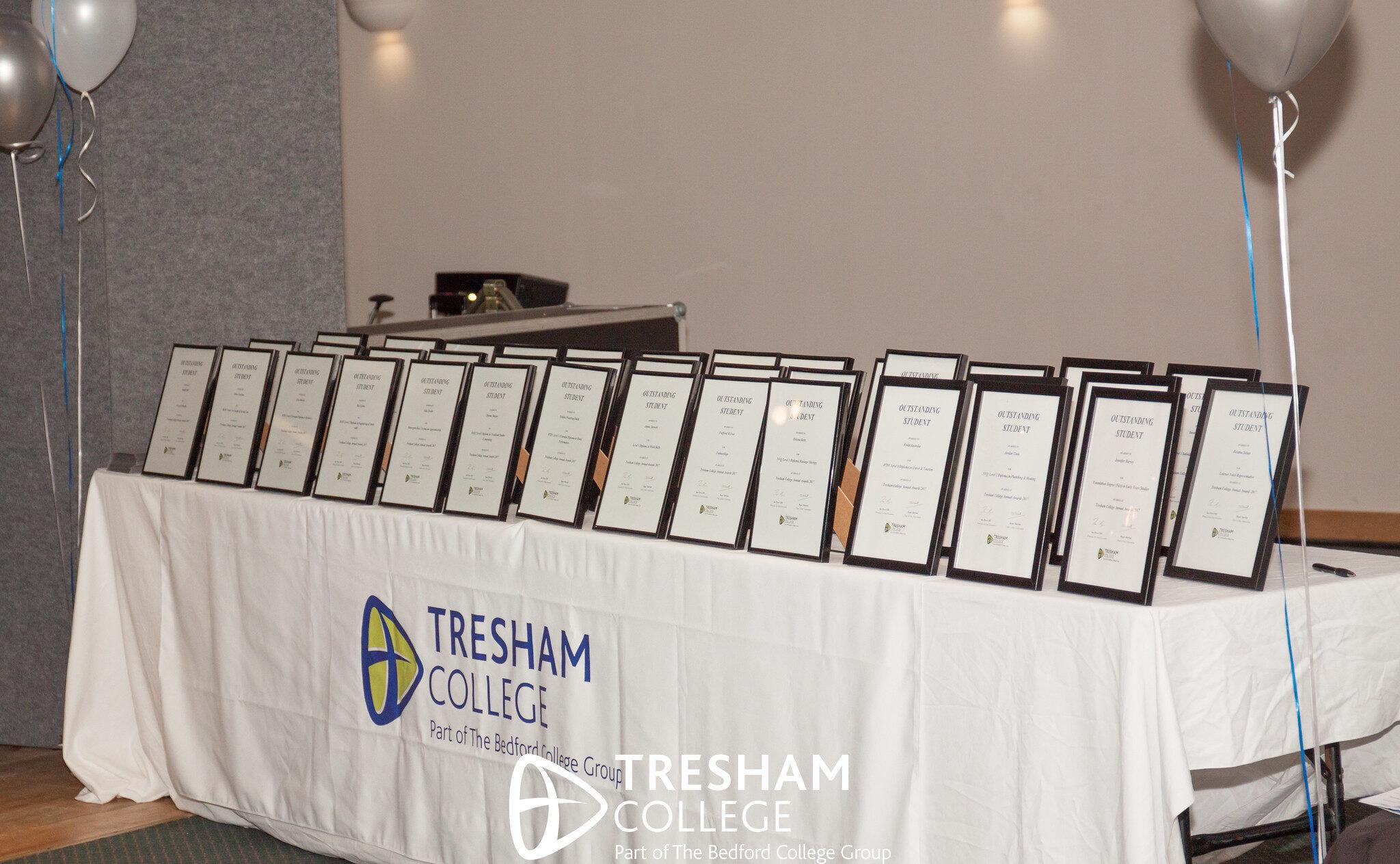 Tresham College Achievements Ceremony 2017
