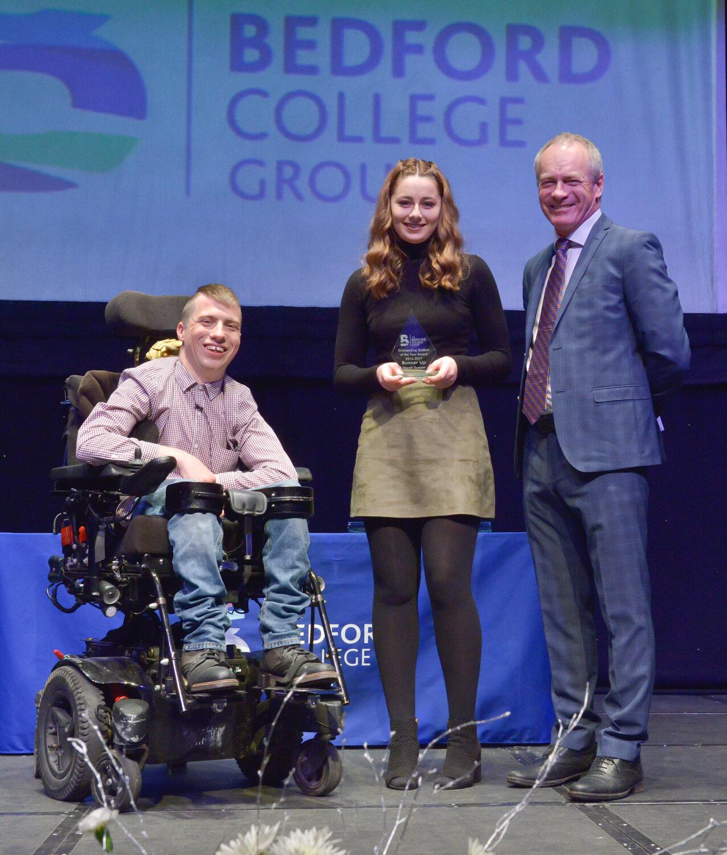 Bedford College Achievements Ceremony 2017