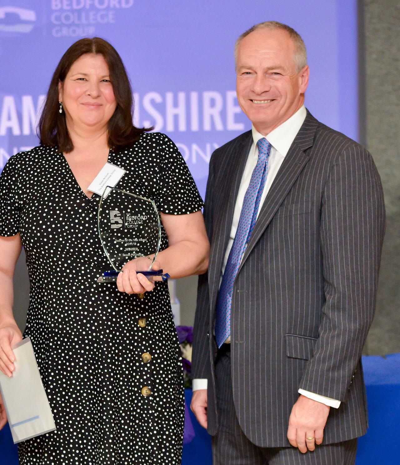 Tresham College Achievements Ceremony 2018