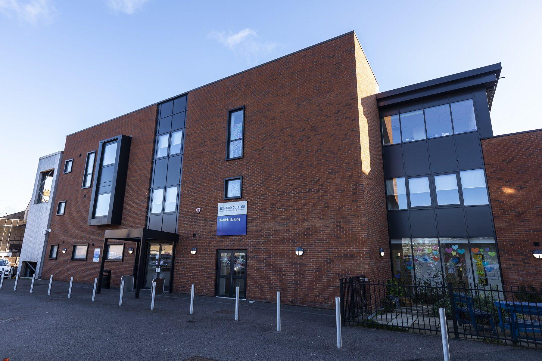 Bedford College Stansfeld building