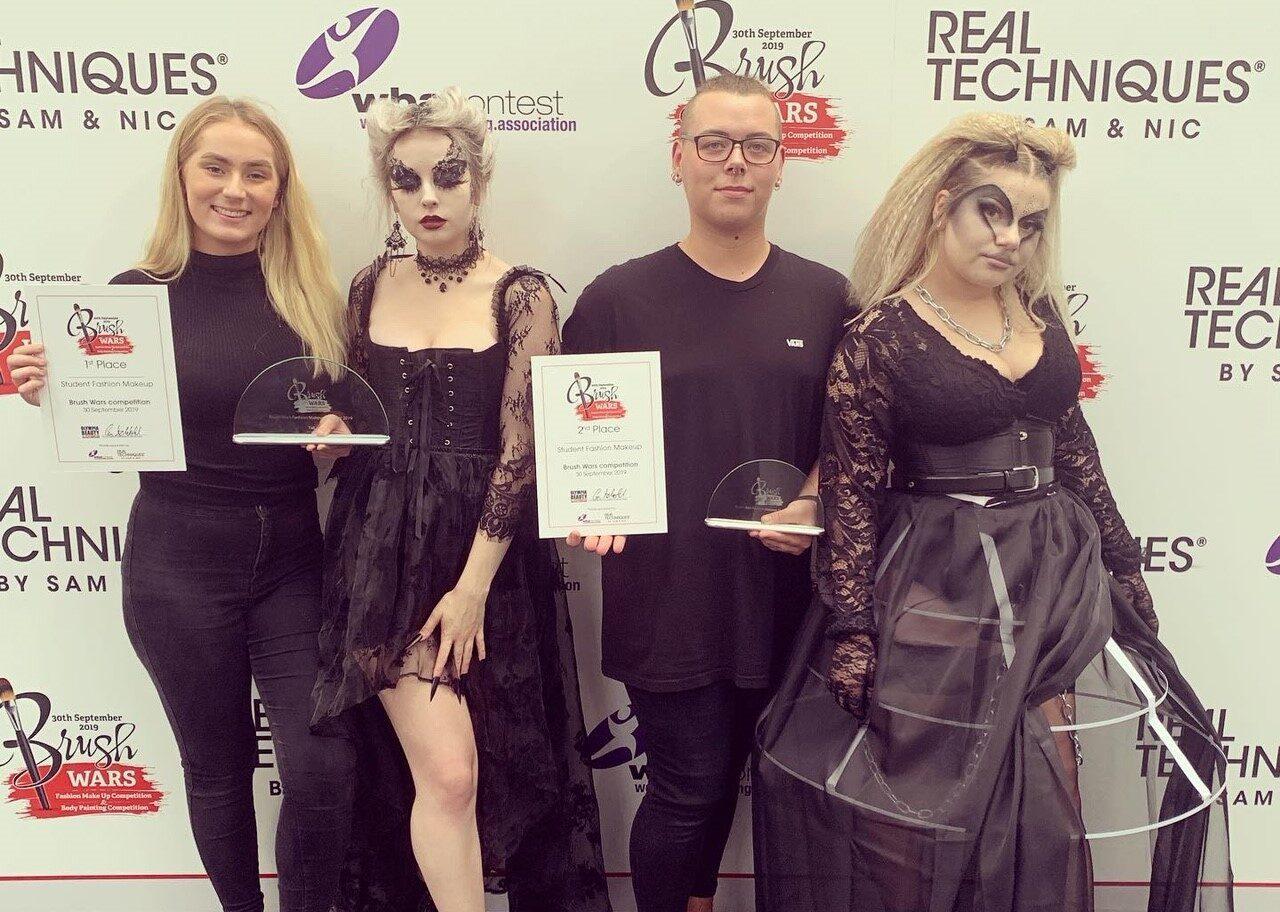 Alexander McQueen win for students PR Story