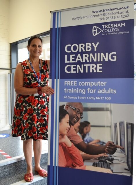 Free IT Training at Corby Learning Centre