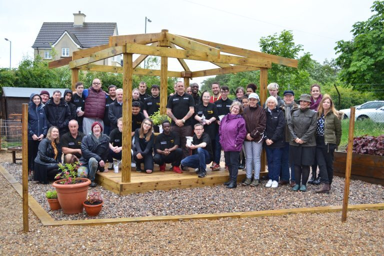 Prince's Trust working together to improve the community